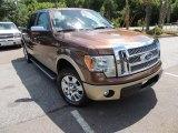 2011 Golden Bronze Metallic Ford F150 Lariat SuperCrew #80677677