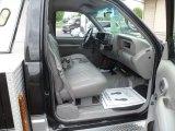 2002 GMC Sierra 3500 Interiors