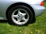 BMW Z3 1996 Wheels and Tires