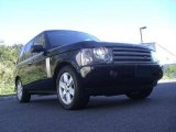 2005 Java Black Pearl Land Rover Range Rover HSE #795821