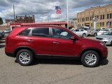 2014 Remington Red Kia Sorento LX AWD #80677453