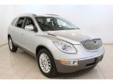 2010 Quicksilver Metallic Buick Enclave CX AWD #80677826