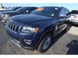 2014 True Blue Pearl Jeep Grand Cherokee Limited #80677534