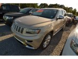 2014 Cashmere Pearl Jeep Grand Cherokee Summit #80677533