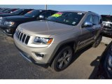 2014 Cashmere Pearl Jeep Grand Cherokee Limited #80677532