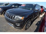 2014 Brilliant Black Crystal Pearl Jeep Grand Cherokee Limited #80677531