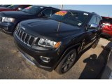 2014 Brilliant Black Crystal Pearl Jeep Grand Cherokee Limited #80677530
