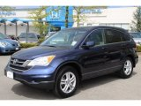 2011 Royal Blue Pearl Honda CR-V EX-L 4WD #80677909