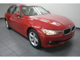 2012 Melbourne Red Metallic BMW 3 Series 328i Sedan #80677740