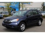 2011 Royal Blue Pearl Honda CR-V LX 4WD #80677905