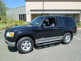 2001 Black Ford Explorer Sport 4x4 #80677901