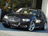 2009 Monaco Blue Metallic BMW 3 Series 335i Sedan #80677641