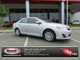 2013 Classic Silver Metallic Toyota Camry LE #80677793