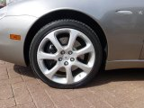 Maserati Coupe 2004 Wheels and Tires