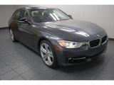 2013 Mineral Grey Metallic BMW 3 Series 335i Sedan #80677710