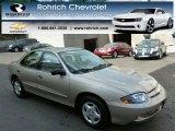 2003 Sandrift Metallic Chevrolet Cavalier Sedan #80723594