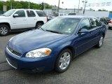 Superior Blue Metallic Chevrolet Impala in 2006