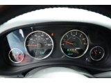 2011 Jeep Wrangler Sport S 4x4 Gauges