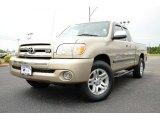 2005 Desert Sand Mica Toyota Tundra SR5 Access Cab #80723366