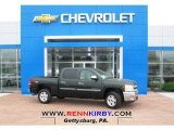 2013 Fairway Metallic Chevrolet Silverado 1500 LT Crew Cab 4x4 #80723343