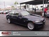 2009 Monaco Blue Metallic BMW 3 Series 335i Sedan #80723226