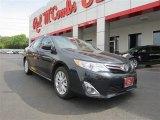 2012 Attitude Black Metallic Toyota Camry XLE #80722992