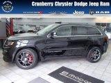 2014 Brilliant Black Crystal Pearl Jeep Grand Cherokee SRT 4x4 #80723086