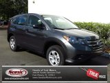 2013 Polished Metal Metallic Honda CR-V LX AWD #80722882