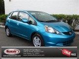 2013 Blue Raspberry Metallic Honda Fit  #80722877