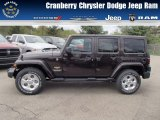 2013 Rugged Brown Pearl Jeep Wrangler Unlimited Sahara 4x4 #80723078
