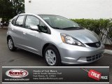 2013 Alabaster Silver Metallic Honda Fit  #80722874