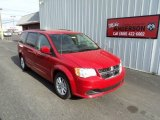 2013 Redline 2 Coat Pearl Dodge Grand Caravan SXT #80723655