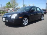 2008 Black Ebony Ford Fusion SE #8068560