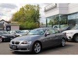 2010 Space Gray Metallic BMW 3 Series 328i Convertible #80722968