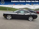 2013 Pitch Black Dodge Challenger R/T Classic #80723070