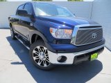 2013 Nautical Blue Metallic Toyota Tundra SR5 CrewMax #80723192