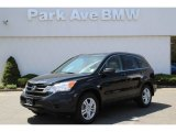 2010 Crystal Black Pearl Honda CR-V EX AWD #80722963