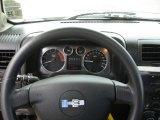 2009 Hummer H3 Championship Series Steering Wheel