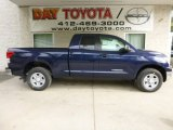 2013 Nautical Blue Metallic Toyota Tundra Double Cab 4x4 #80722957