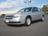 2005 Galaxy Silver Metallic Chevrolet Malibu LS V6 Sedan #8068538