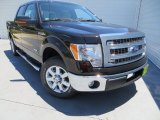 2013 Kodiak Brown Metallic Ford F150 XLT SuperCrew #80723185
