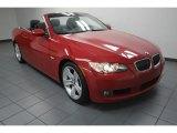 2009 Crimson Red BMW 3 Series 335i Convertible #80723321