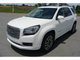 2013 Summit White GMC Acadia Denali #80723419