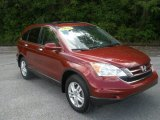 2010 Tango Red Pearl Honda CR-V EX-L #80723534