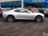 2010 Silver Ice Metallic Chevrolet Camaro LT/RS Coupe #80722950