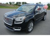 2013 Carbon Black Metallic GMC Acadia Denali #80723416