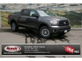 2013 Magnetic Gray Metallic Toyota Tundra TRD Rock Warrior CrewMax 4x4 #80722835