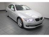 2013 Titanium Silver Metallic BMW 3 Series 328i Coupe #80723308
