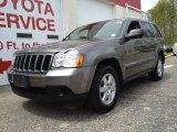 2008 Mineral Gray Metallic Jeep Grand Cherokee Laredo 4x4 #80723511
