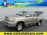 2005 Desert Sand Mica Toyota Tundra SR5 Access Cab 4x4 #80723608